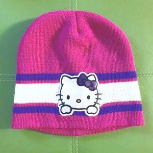 Hello Kitty Winter Hat